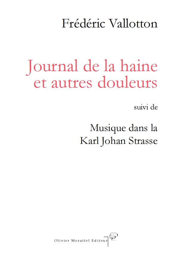 :Journal de la haine